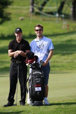 Profesionální golfový trenér Praha