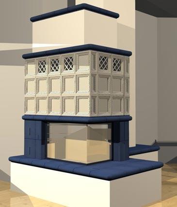 Přestavba, výstavba krbů, kamen a jejich oprava, rekonstrukce-Krby Polách