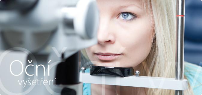 Měření zraku v oční optice