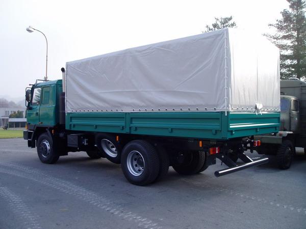 Výroba valníkové plošiny Ostrava