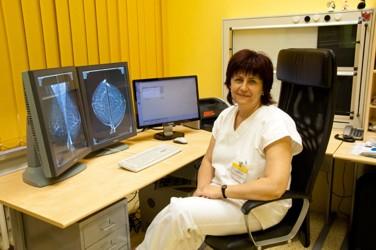Biopsie prsu, bioptické vyšetření při podezření na nádor Olomouc