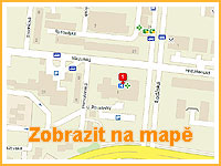 Poliklinika Mazurská Praha 8 - mapa