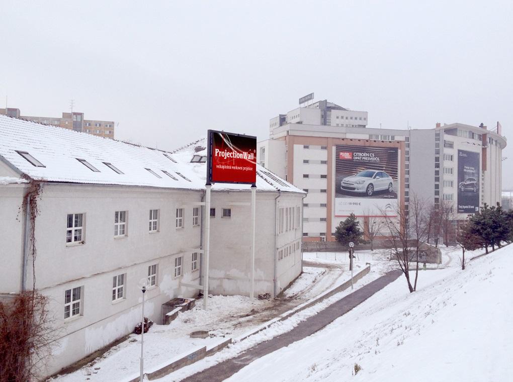 Velkoplošné LED obrazovky Olomouc