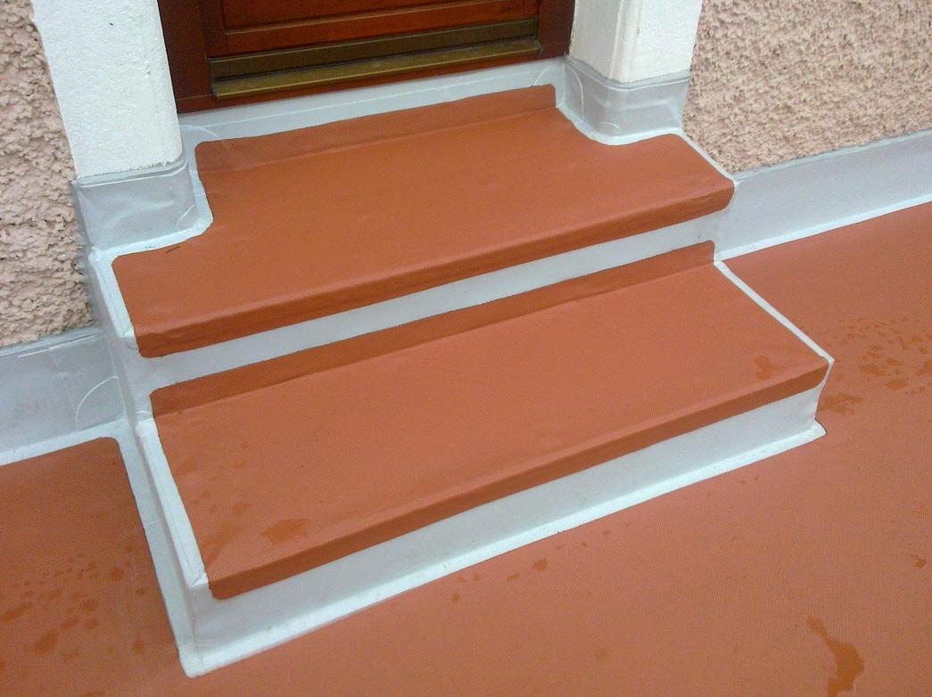 Hydroizolace střech, teras Trutnov
