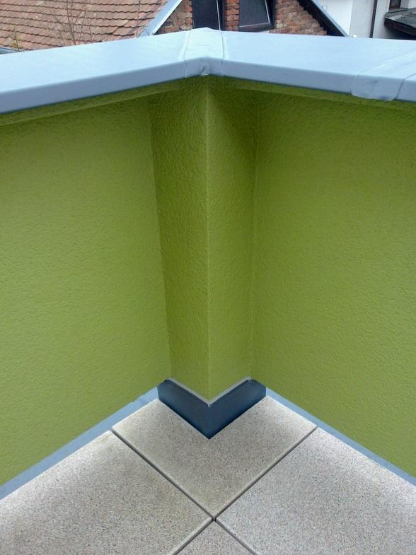Hydroizolace střech, balkonů Trutnov