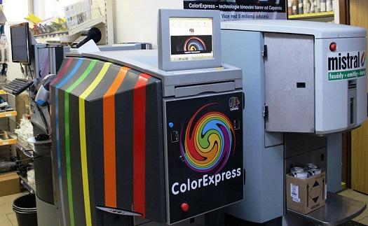 Míchání odstínů barev na míru Opava