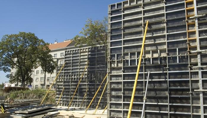 Stropné a stenové debnenie, fasádne lešenie - prenájom, predaj