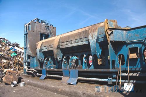 Zpracování kovového odpadu Ostrava