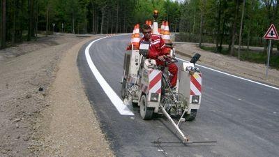 Pronájem, servis, instalace dopravního značení, značek