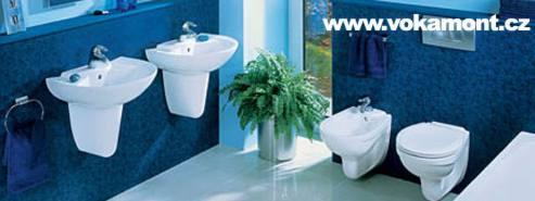 Vodoinstalatérské práce, rekonstrukce koupelny, rozvodů vody