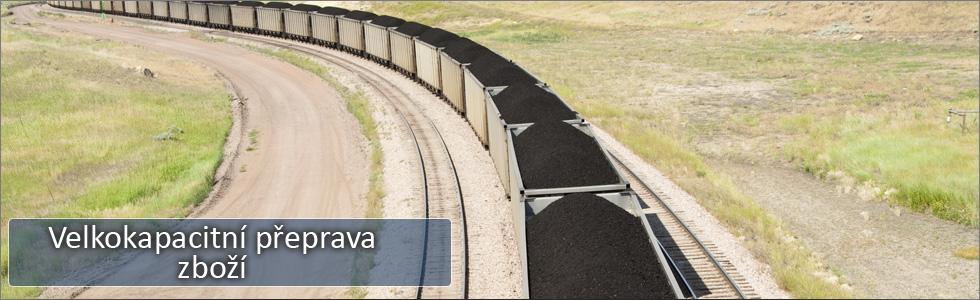 Prodej černého a hnědého uhlí Ostrava