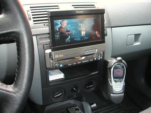 Multimediální zařízení do všech typů aut Zlín