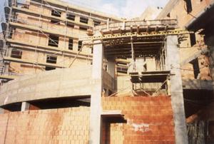 Sanace betonu Ostrava