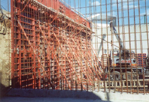 Opravy betonu Ostrava