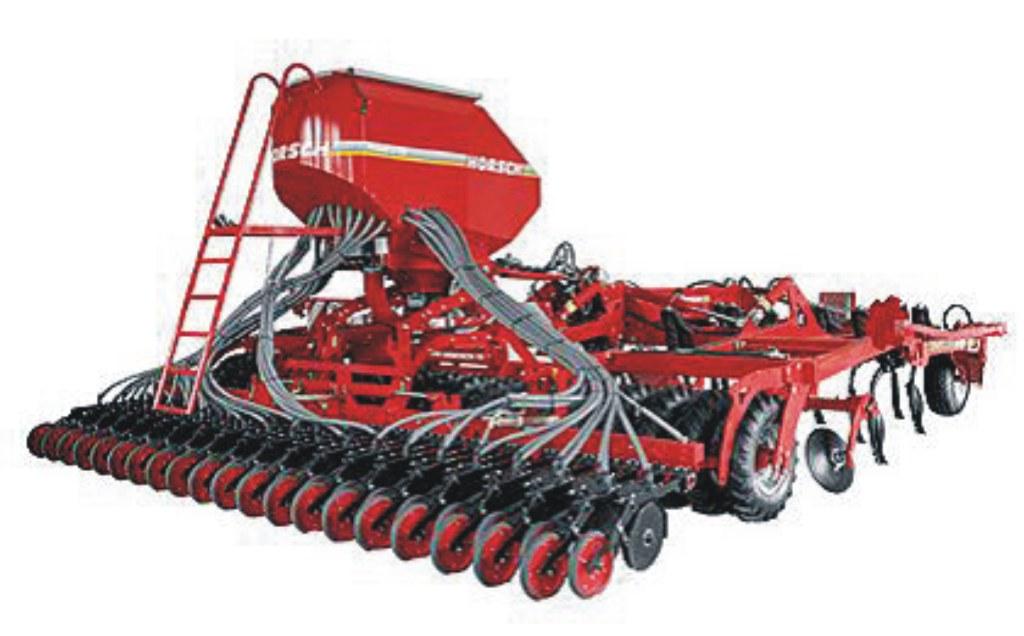 Kvalitní zakázková výroba - profesionální zemědělská technika