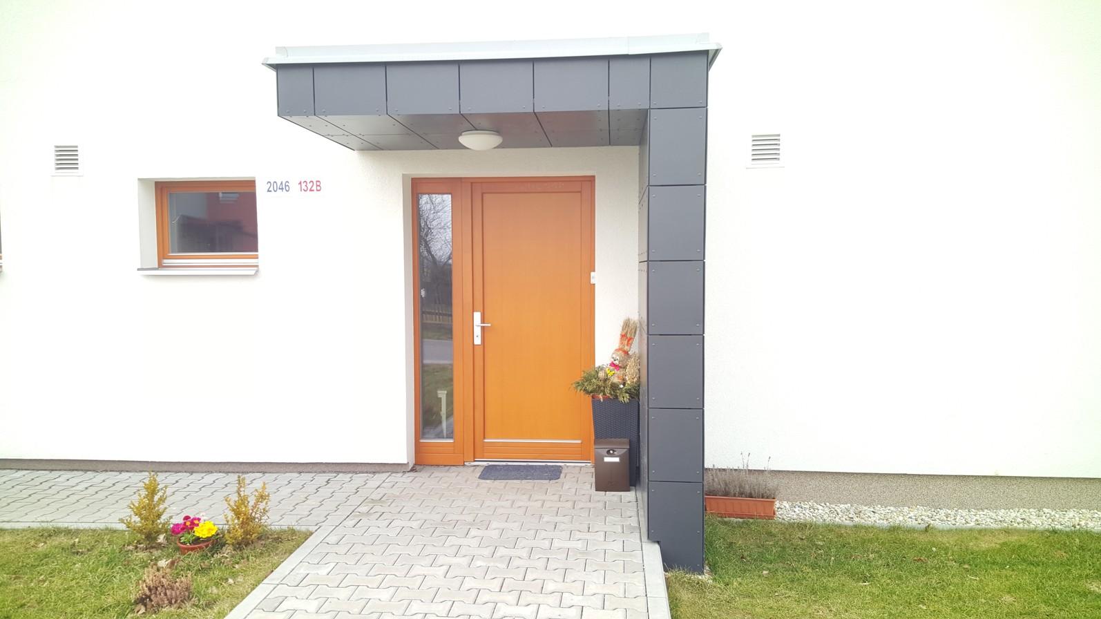 Vchodové dveře Ostrava