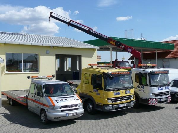 oprava nákladních vozidel Břeclav
