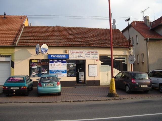 Prodej a montáže satelitní techniky