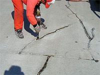 Opravy cest a silnic Břeclav
