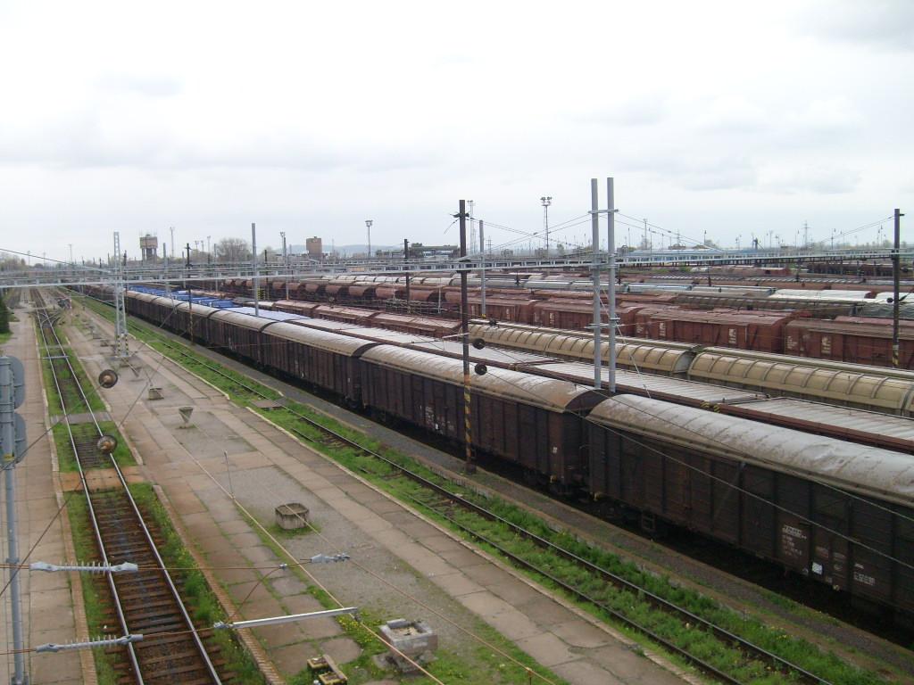Nákladní doprava; Rusko, další státy SNS