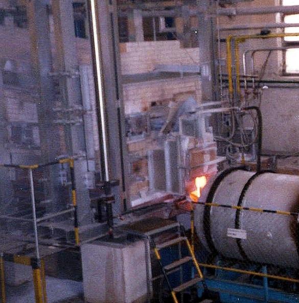 Průmyslové pece Teplice