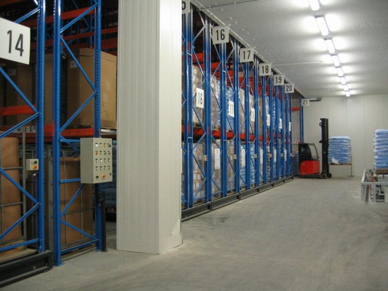 Regalsysteme, Lagersysteme, Lagerbühnen, Regalanlagen Zlin, Ungarisch Brod, die Tschechische Republik