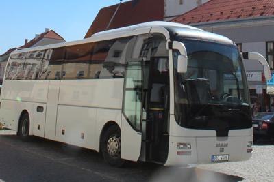 Autobusová a mikrobusová doprava, osobní přeprava po Evropě Brno venkov