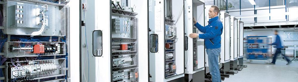 Inženýring Elektro & Průmyslová automatizace