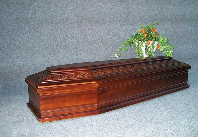 katalog rakví, krematorium, urny