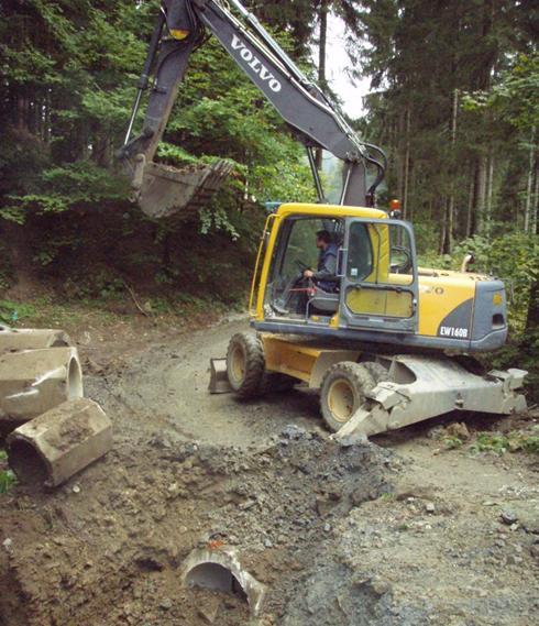 Demolice, bourací práce Vsetín, Valašské Meziříčí