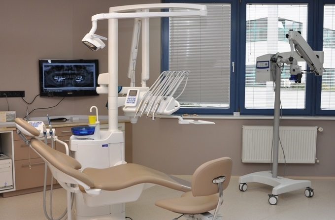 Prostory kliniky DENTAL OFFICE