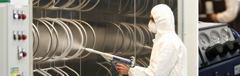 Kovovýroba, tryskání, lakování a řezání plechů - moderní obrábění kovů na CNC strojích