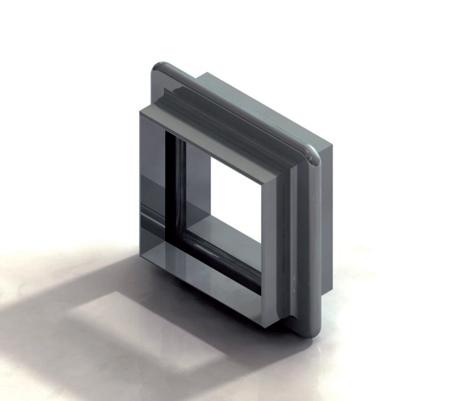 kovový vlnovcový kompenzátor MRU