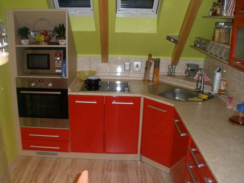 Výroba kuchyně Miroslav