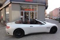 Pronájem luxusních vozidel Praha