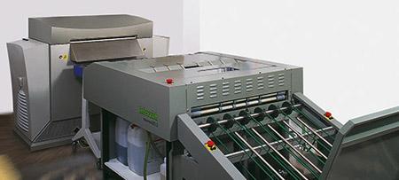 CTP jednotka - LOTEM 400 od firmy CREO