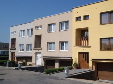 stavby rodinných domů Prostějov