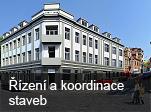 řízení staveb, koordinace stavby Praha