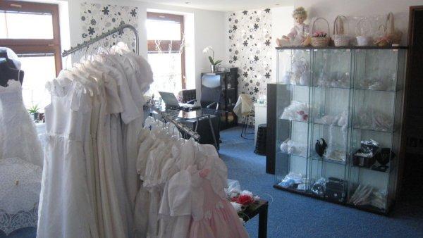 výprodej svatebních šatů Vsetín
