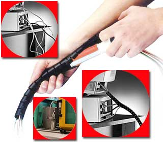Jak uspořádat kabely a kabelové rozvody