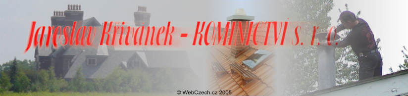 Kominík, kominictví, čistění komínů Znojmo