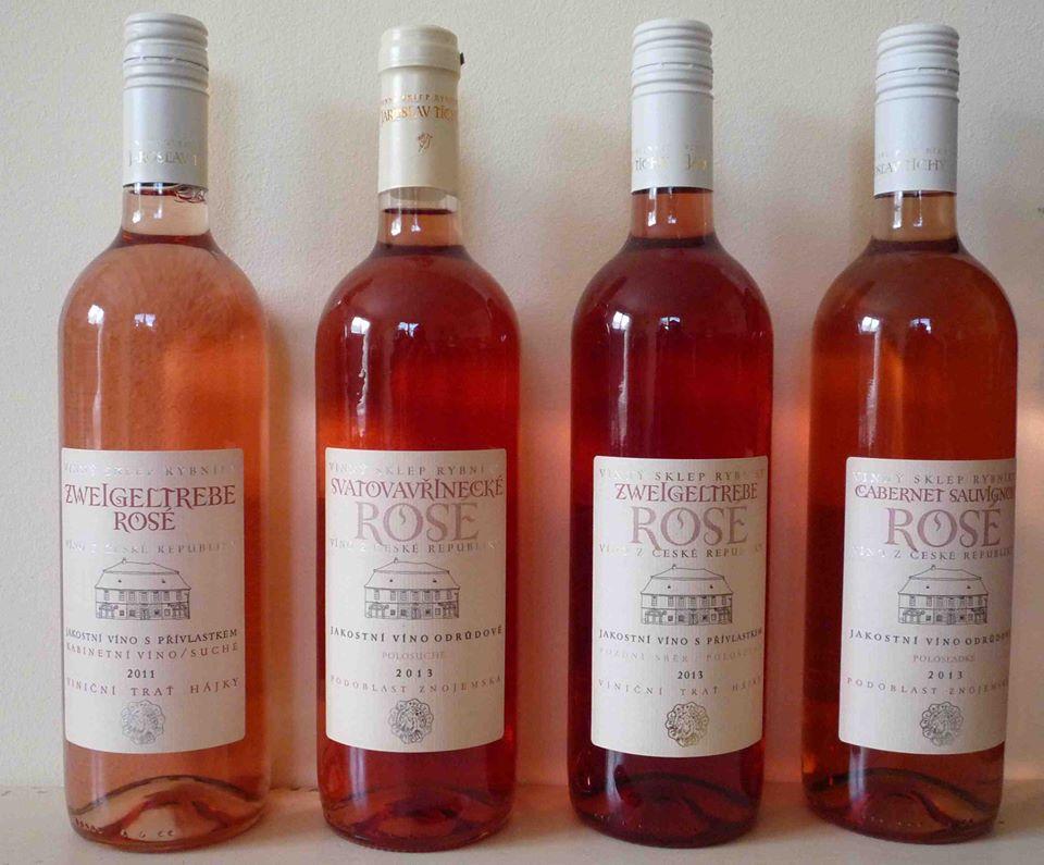 Osvěžující růžová vína pro toto léto