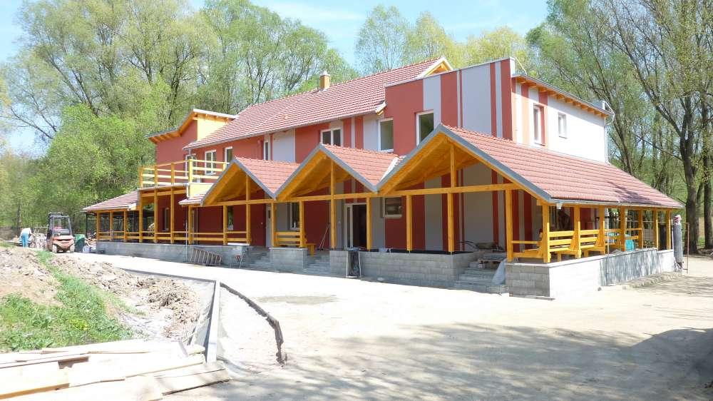 střecha Amfík Bukovina