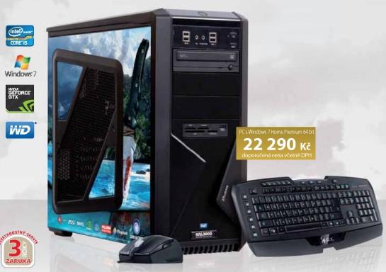 Výprodej PC sestav, počítačů HAL3000 Opava