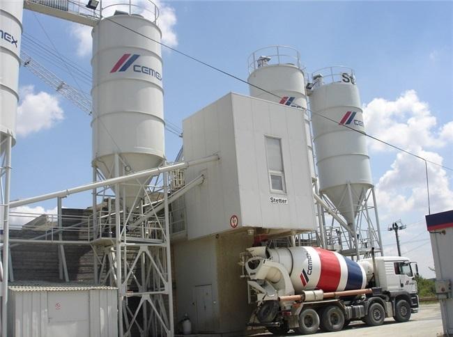 Beton – výroba a prodej, CEMEX - přední světový výrobce a dodavatel čerstvých betonových směsí