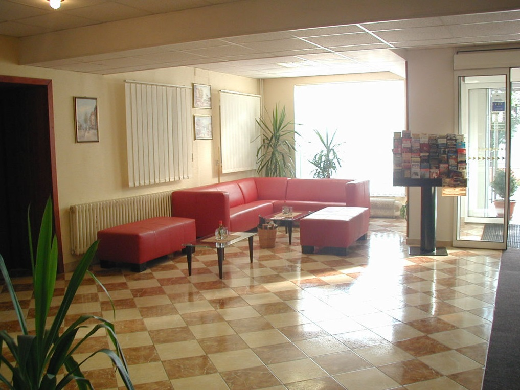 Prostory, ubytování - hotel Pratol Říčany u Prahy