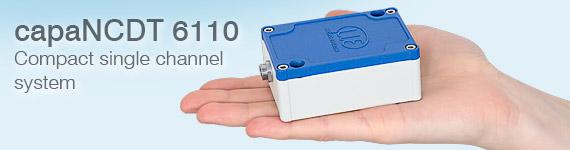 Kompaktní kapacitní senzorový systém