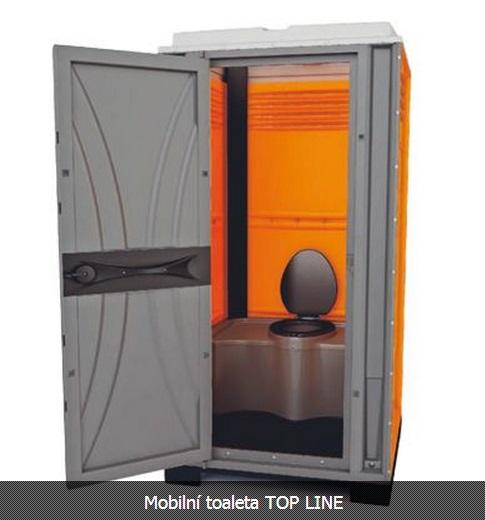 Mobilní WC Nymburk