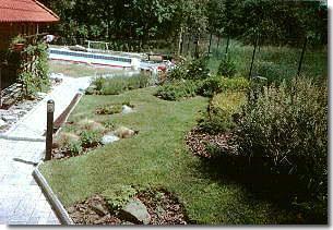 Návrhy, realizace a údržba zahrad, zakládání trávníků Olomouc