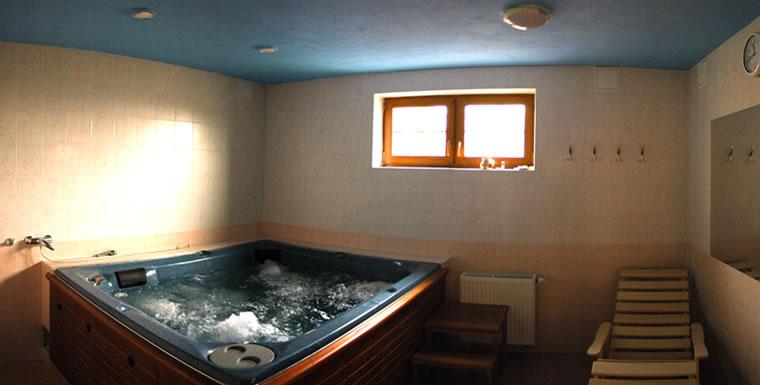 hydromazážní koupel Jihlava